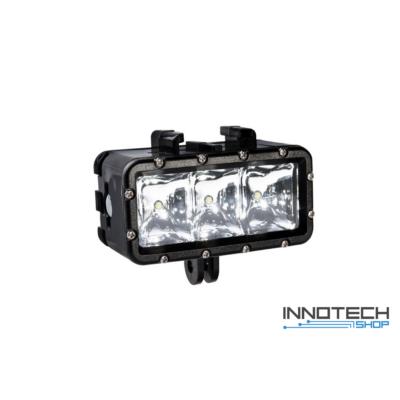 Bresser WP LED zseblámpa Action kamerákhoz - 73388
