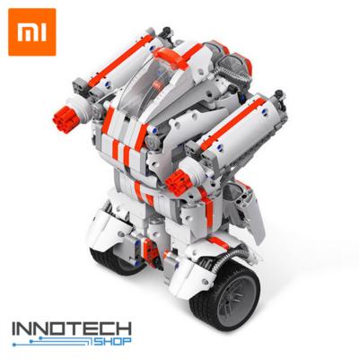 Xiaomi Mi Robot Builder építőkocka szett (978 db, 38 cm) programozható motorral DIY MiTu (távirányítós interaktív kirakós játék)