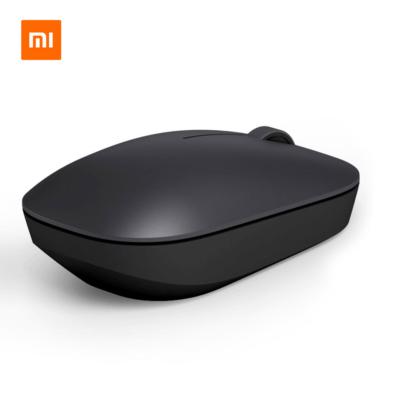 Xiaomi Mi Wireless Mouse - vezeték nélküli optikai egér 2.4G (WSB1TM , HLK4012GL) – fekete (XMMWMB)