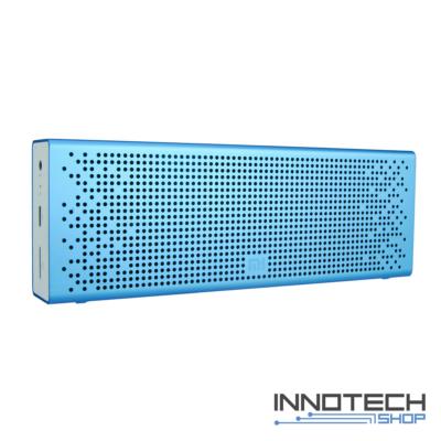 Xiaomi Mi Bluetooth Speaker - hordozható bluetooth hangszóró hangfal - kék (MDZ-26-DB MDZ-15-DA (US))