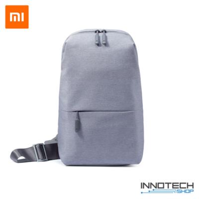 Xiaomi Mi City Sling Bag vállpántos hátizsák - VILÁGOSSZÜRKE