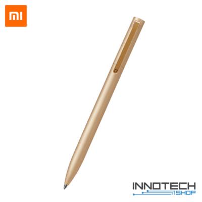 Xiaomi Mi Sign Pen - alumínium golyóstoll (MJJSQZB02XM , BZL4006TY 0,5 mm toll) - arany