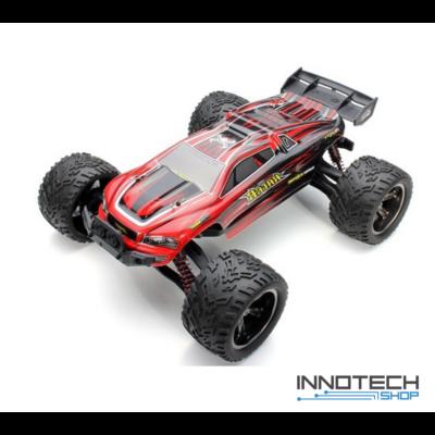 XLH 9116 profi Truggy Racer 2WD 40km/h nagy sebességű 1:12 34cm RC távirányítós autó (40 km/h Truggy Racer versenyautó) - piros
