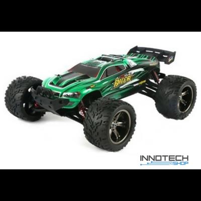 XLH 9116 profi Truggy Racer 2WD 40km/h nagy sebességű 1:12 34cm RC távirányítós autó (40 km/h Truggy Racer versenyautó) - zöld