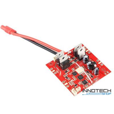 Syma X8HW alaplap (receiver pcb board X8HW-17)