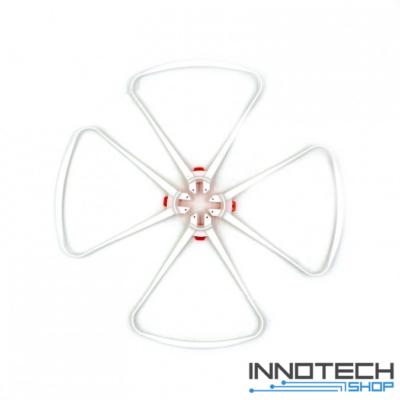 Syma X8 PRO X8 SC X8 SW rotorvédő 4 db (fehér propellervédő X8S-04)
