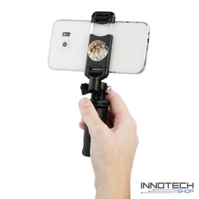 Hama Pocket mini állvány selfie markolat tükörrel (4632)