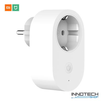Xiaomi Mi Smart Plug (WiFi) okos konnektor (XMMSPW)
