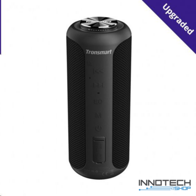 Tronsmart T6 Plus SoundPulse Upgraded Edition True 360 sound bluetooth hangszóró - fekete