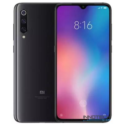Xiaomi Mi 9 DualSIM LTE okostelefon - 64GB - 6GB RAM - Fekete - Globál bemutató készülék