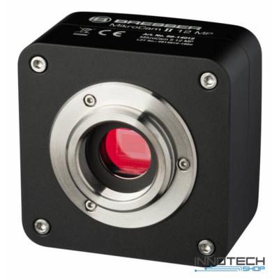 Bresser MikroCam II 12MP USB 3.0 digitális mikroszkóp-kamera - 74500