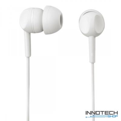 Thomson EAR 3005 IN-EAR fülhallgató és mikrofon headset - fehér (132480)