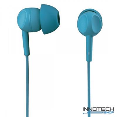 Thomson EAR 3005 IN-EAR fülhallgató és mikrofon headset - türkiz (132483)
