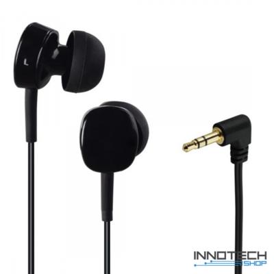 Thomson EAR 3056 IN-EAR fülhallgató - fekete (132621)