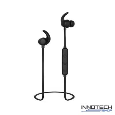 Thomson WEAR7208 stereo bluetooth sport fülhallgató headset - fekete (132640)