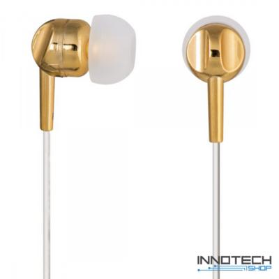 Thomson EAR 3005 in-ear fülhallgató headset - arany (132495)
