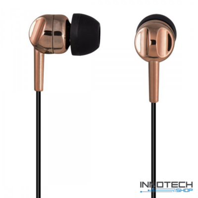 Thomson EAR 3005 in-ear fülhallgató headset -  bronz (132497)