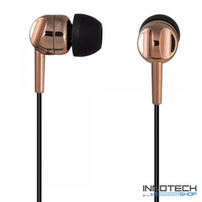 Thomson EAR 3005 in-ear fülhallgató headset -  bronz (132497)