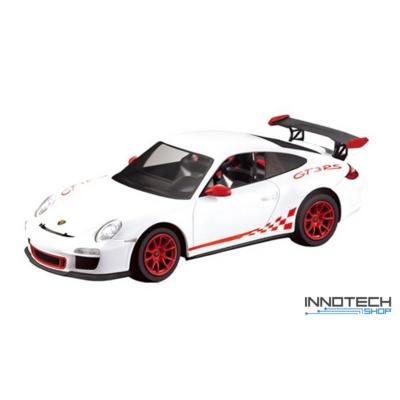 Porsche 911 GTS RS 1:14 31,9cm távirányítós modell autó Rastar 42800 RTR modellautó - fehér
