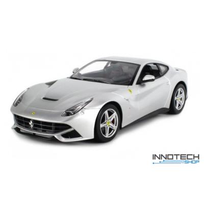 Ferrari F12 1:14 32cm távirányítós modell autó Rastar 49100 RTR modellautó - ezüst