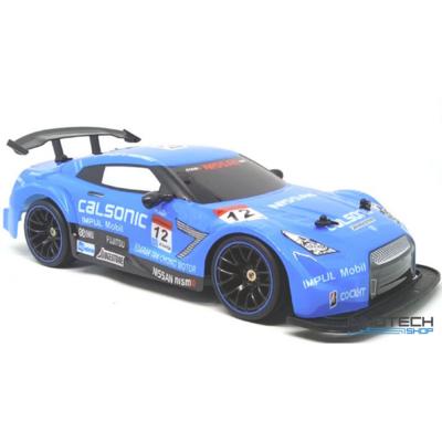 NQD 4WD Drift Turbo Furious Li-ion 1:14 2.4GHz 34cm távirányítós modell autó RTR 4WD04 modellautó
