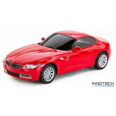 BMW Z4 1:24 20,5cm távirányítós modell autó Rastar 39700 RTR modellautó - piros