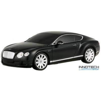 Bentley Continental 1:24 20cm távirányítós modell autó Rastar 48600 RTR modellautó - fekete
