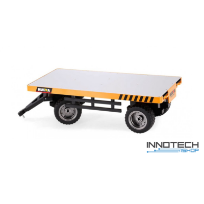 Lapos pótkocsi játék pótkocsi Huina Toys Targonca 1:10 modellhez 44 cm 1:10 H-Toys 1578 RTR