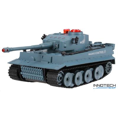 UniFun UF német tigris 1:24 (27 cm) távirányítós játék infra tank harckocsi (tankcsata életerővel, UF / 518-GRE) - szürke