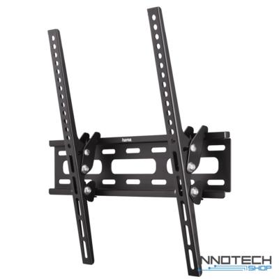 Hama XL 400 x 400 dönthető falitartó - fekete (fali LCD TV tartó konzol) (108716)