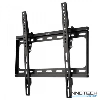 Hama XL 400 x 400 dönthető falitartó - fekete (fali LCD TV tartó konzol) (118669)