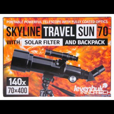 Levenhuk Skyline Travel Sun 70 teleszkóp - 72481