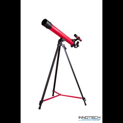 Bresser Junior Space Explorer 45/600 AZ teleszkóp, piros - 70132