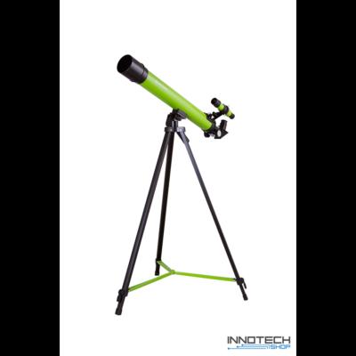 Bresser Junior Space Explorer 45/600 AZ teleszkóp, zöld - 70130