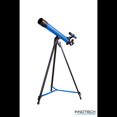 Bresser Junior Space Explorer 45/600 AZ teleszkóp, azúr - 70131