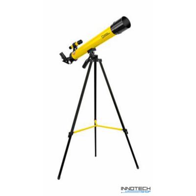 Bresser National Geographic 50/600 AZ teleszkóp - 72353
