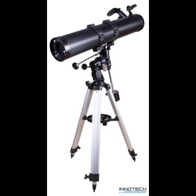 Bresser Galaxia 114/900 teleszkóp okostelefon-adapterrel - 70120
