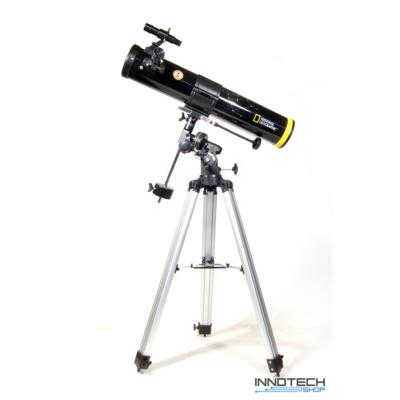 Bresser National Geographic 76/700 EQ teleszkóp - 51454