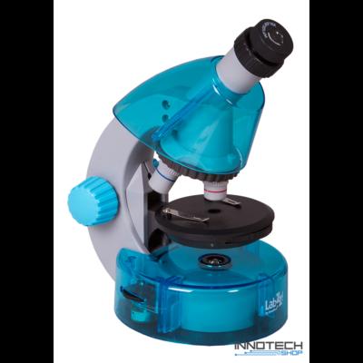 Levenhuk LabZZ M101 Azure / Azúr mikroszkóppal  - 70221