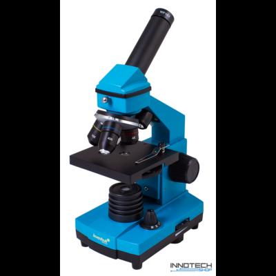 Levenhuk Rainbow 2L PLUS Azure / Azúr mikroszkóp - 70231