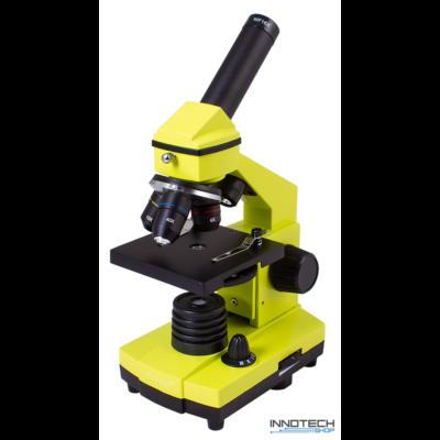Levenhuk Rainbow 2L PLUS Lime mikroszkóp - 70232