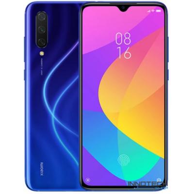 Xiaomi Mi 9 Lite Dual Sim LTE okostelefon - 64GB - 6GB RAM - kék - Globál verzó