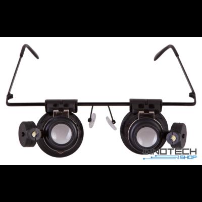 Levenhuk Zeno Vizor G2 nagyítószemüveg - 69672