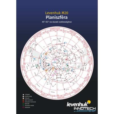 Levenhuk M20 nagyméretű planiszféra - 70266