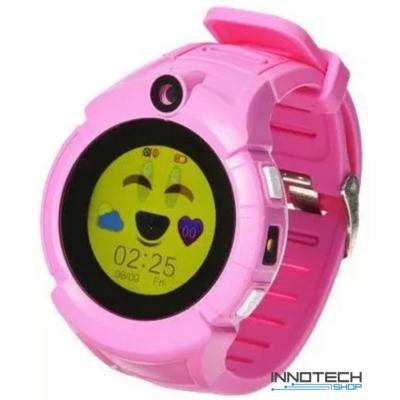 Garett Kids5 gyermek okosóra - rózsaszín (5906874848500)