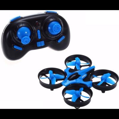 JJRC H36 típusú drón quadcopter (játék kategória) (8.5cm 2.4GHz drone, rc H36 mini quadrokopter) - kék