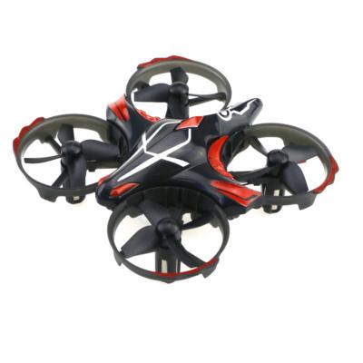 JJRC H56 interaktív drón quadcopter (játék kategória - engedély nélkül használható) (8.5cm 2.4GHz RC) - fekete