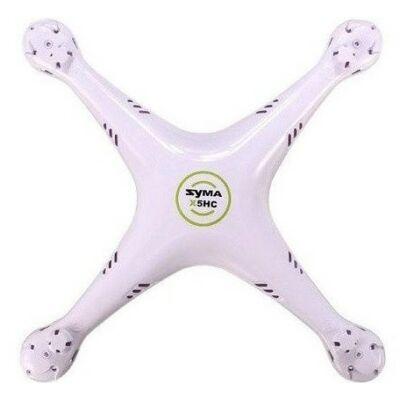Syma X5HC komplett ház (fehér drón váz burkolat test X5HC-01A)