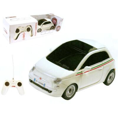 Fiat 500 távirányítós autó 1/24 - Mondo