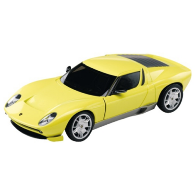 Lamborghini Miura Concept fém autómodell 1/43 - Mondo
